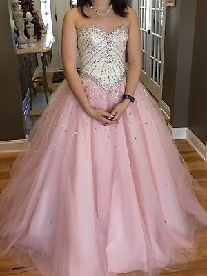 MoriLee By Madeline Gardner Paparazzi  Formal-Prom-Ball gown-Size 2