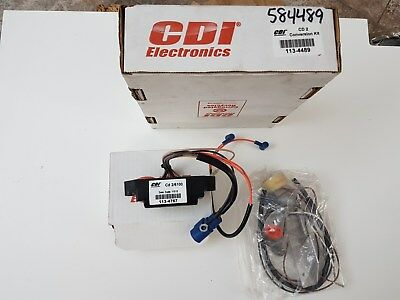 CDI 113-1731 85-135 HP V4 Johnson EvinrudePower Pack Terminal Block 581731 MD