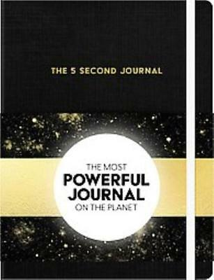 The 5 Second Journal - Robbins, Mel - New Book