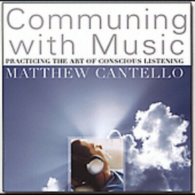 FREE US SHIP. on ANY 3+ CDs! ~Used,Very Good CD : Communing with Music Companion