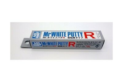 GUNZE Sangyo Mr Hobby P123 Mr White Putty