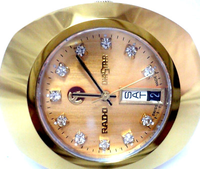 Original Vintage Rado Diastar Automatic Day_Date Swiss-Made In Mint Condition.
