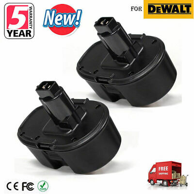 2 X 18V 3.0AH NI-MH Battery for DEWALT DC9096 DW9095 DE9095 DE9098 DW9096 DE9096
