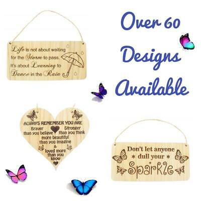 Oak Birthday Gifts Novelty Funny Present For Mum Dad Uncle Auntie Wooden Sign