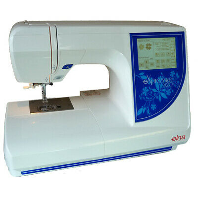 Elna 820 Expressive Embroidery Machine