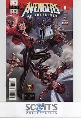 Avengers #680 1St Print New  (Bagged & Boarded) Freepost