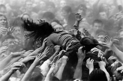 "MX24001 Soundgarden - American Rock Band Chris Cornell Music Star 21""x14"" Poster"
