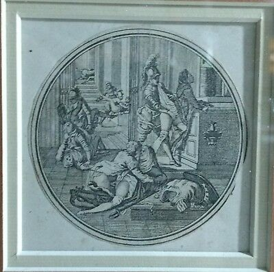 Antique French Erotic engravings 18th/19th century,set of six
