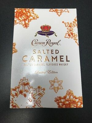 Crown Royal Salted Caramel Limited Edition