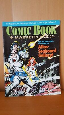 Comic Book Marketplace 77 Atlas-Seabord Gallery Moldoff Novick