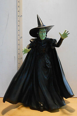 WIZARD OF OZ San Francisco Music Box WICKED WITCH - USED Collectable