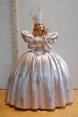 WIZARD OF OZ San Francisco Music Box GLINDA THE GOOD WITCH - USED Collectable