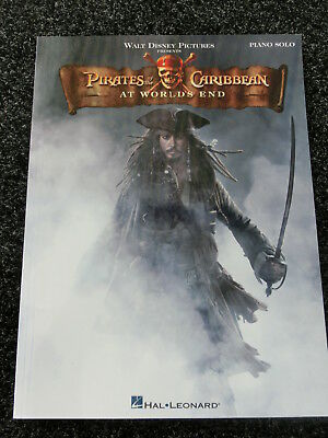 Pirates of the Caribbean 3 At Worlds End Piano Musik by Hans Zimmer Walt Disney