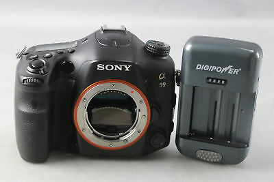 Sony Alpha SLT-A99 24.3MP Digital SLR Camera - Black (Body Only)