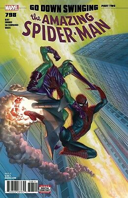 AMAZING SPIDERMAN 798 1st PRINT 1st FULL RED GOBLIN STORY CONTINUES PRE-SALE 4/4