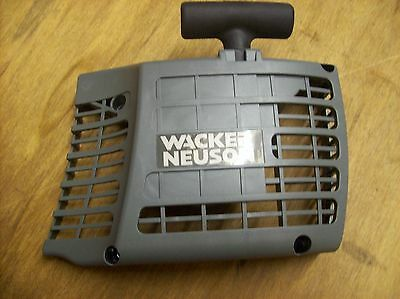 Wacker BTS630 / BTS635s Cutoff Saw Recoil Starter Assembly New OEM