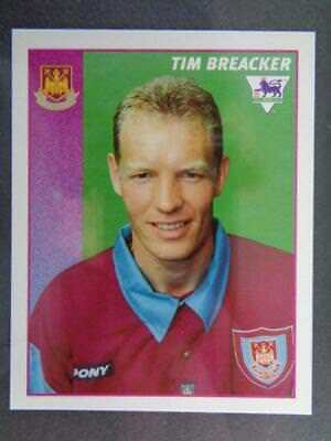 #436-WEST HAM UNITED-LUTON TOWN-TIM BREACKER MERLIN-1994-PREMIER LEAGUE 94