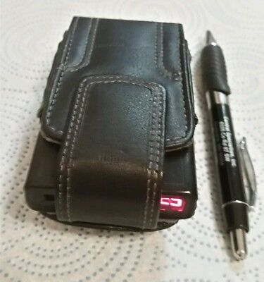 st mini pocket radiation detector with leather holster new was $1300