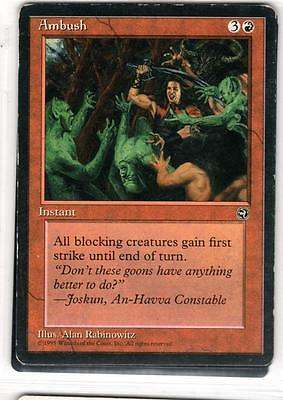 Ambush - Homelands - MTG Magic the Gathering