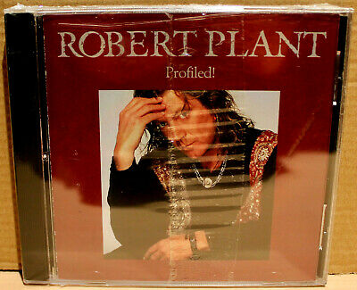 ES PARANZA CD PRCD-3297-2: Robert Plant - Profiled! - 1990 USA SEALED