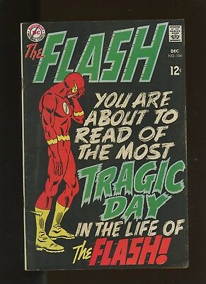 Flash 184 FN 6.0 * 1 Book Lot * Flash Destroyed Central City! Irist West & more!