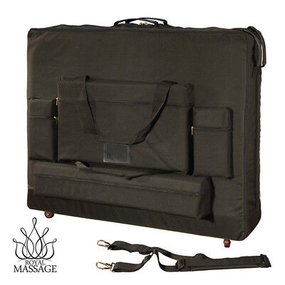 NEW! ROYAL MASSAGE TABLE UNIVERSAL CARRYING CASE BAG - DELUXE MODEL w/WHEELS