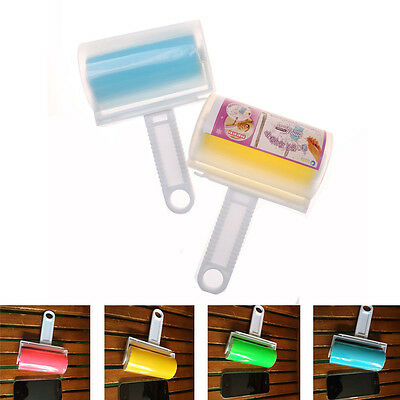 Washable Sticky Dust Remover Lint Roller Pet Hair Picker Cleaner Clothes NEW
