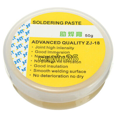 50g Rosin Soldering Flux Paste Solder Welding Grease Cream for Phone PCB