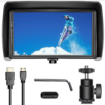 Neewer NW-570 5.7 inches IPS Screen 1080P Full HD  Camera Video Field Monitor