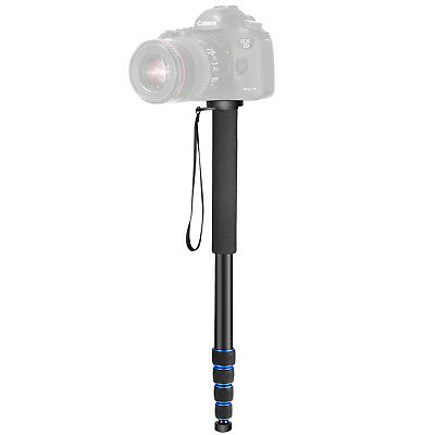 Neewer Aluminum Alloy Camera Monopod 5 Sections Adjustable Portable Stand