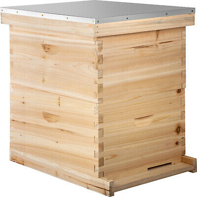 10-FRAME SIZE BEEHIVE Frames /Bee Hive Frame for Beekeeping