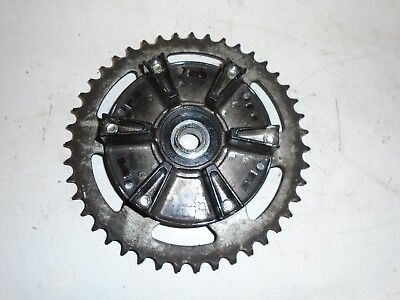 Yamaha Mt07 Abs 2014 2015 2016 2017:sprocket Carrier - Rear:used Motorcycle