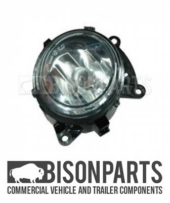 +Fits Mercedes Actros Mp4 Front Fog Lamp / Light Driver Side Rh 9608200556