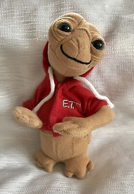 """Et 6"""" Plush Toy Universal Studios Vgc Great Collectable"""