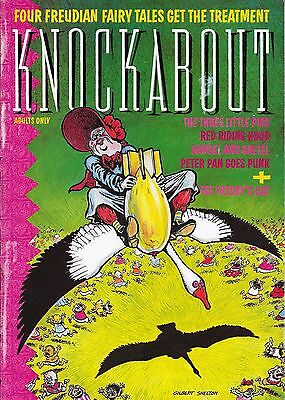 KNOCKABOUT 10 Four Freudian Fairy Tales Get the Treatment