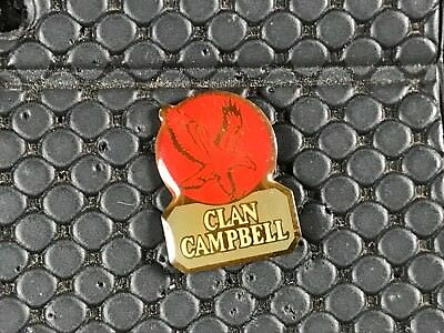 Pins Pin Badge Alcool Alcohol  Whisky Whiskey Clan Campbell