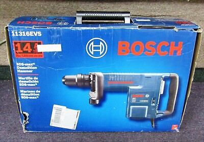 Brand New Bosch 11316EVS 14 Amp Corded SDS-max Variable Speed Demolition Hammer