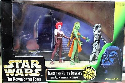 Star Wars  Jabba the Hutt's Dancers   The Power of the Force  Neu und unbespielt