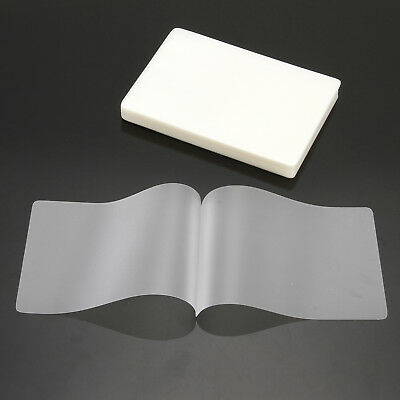 1 pack (100 Sheet) 80x110mm A7 Laminating Pouch Film Glossy Protect photo paper