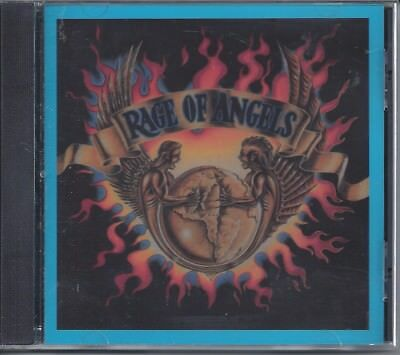 Rage Of Angels-Self Titled CD Extremely Rare Christian Metal(New Factory Sealed)