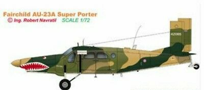 """Fairchild AU-23A Gunship Super Porter"", 1:48, Bestr/Cz."