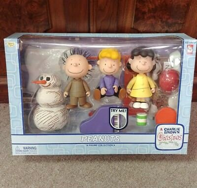 PEANUTS A Charlie Brown Christmas Figure Collection TV Classics Playing Mantis