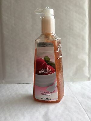 Bath & Body Works Vanilla Berry Sorbet Deep Cleansing Hand Soap 236ml