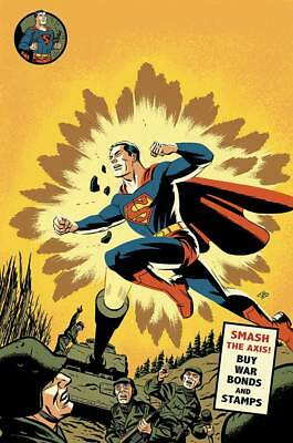 Action Comics #1000 1940S Variant Cover By Michael Cho 4/11/18