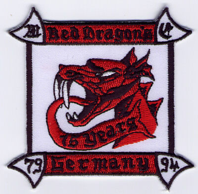 Patch Red Dragon's MC 1979
