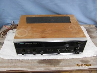 Vintage Pioneer SX-770 Stereo Receiver