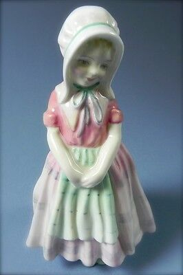 Tootles Royal Doulton Figurine Pink Dress HN 1680  HN1680 Retired