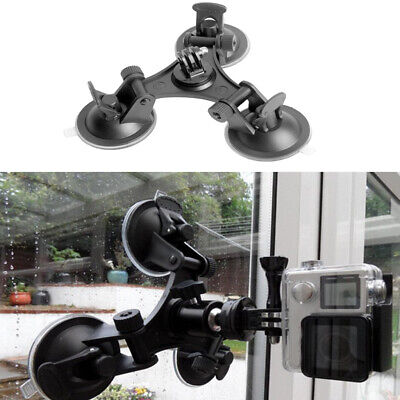 Suction Cup Mount Tripod Mount for GoPro Hero 5/4/3+/3/2/ Action Dslr Camera