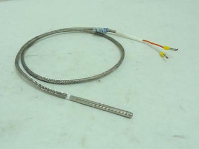 """164249 Old-Stock, Gefran TR1-A XT042 041 Thermal Heater Element, 24"""" Lead Length"""