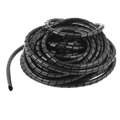 Spiral Cable tube 8 millimeter x14m computer cables organization E7M2